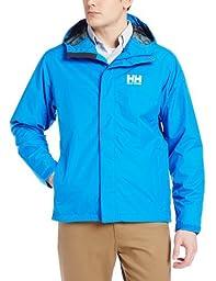 Helly Hansen Men\'s Seven J Jacket, Cobalt Blue, Medium