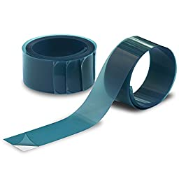 Self-Adhesive, Low-Friction Transfer Board Tape by GlideFree. Makes Sliding Transfers Easy and Protects Skin.