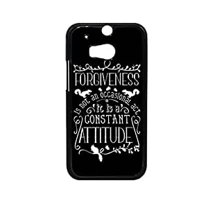 Vibhar printed case back cover for HTC One M8 ConstantAttitude