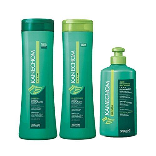 aloe vera shampoo Kanechom Aloe Vera Shampoo + Conditioner + Leave-In