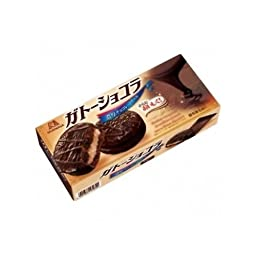 Morinaga Japan Gateau Chocolate 6pcs x 6 boxes