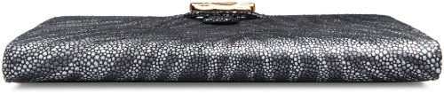 Diane von Furstenberg Kallie Leather Clutch for Kindle (Fits 6″ Display, 2nd Generation Kindle) Zebra Print
