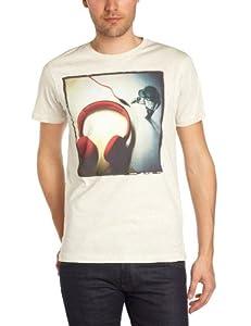 Bench Herren T-Shirt 2d-3d, sleet marl, XXL, BMGA2986_CR033X