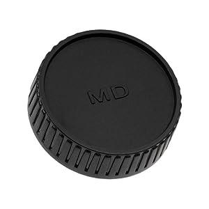 Fotodiox Rear Lens Cap for Minolta MD/MC/SR Rokkor Lenses, Fits Minolta X-700, X570, X-370, XD, XD-7, XD-11 XG, XG-7, SR-T 101, X-1, SR-1, SR-2, SR-7 by Fotodiox Inc.