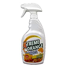 Xtreme Orange XOSD-32 32 Oz. Super Strength Degreaser (Case of 12)