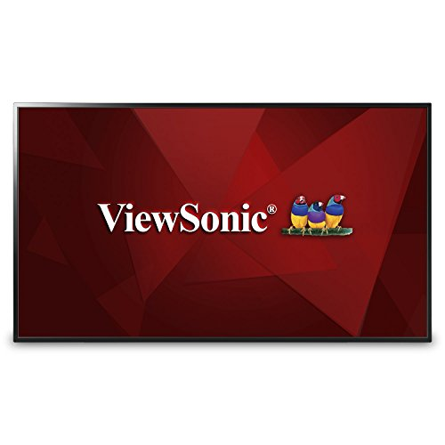 ViewSonic Commercial LED Display CDE4803 48