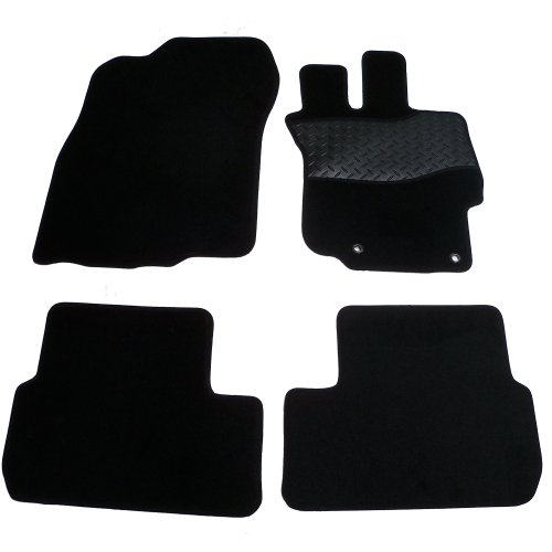 sakura-mat-set-includes-carpet-with-rubber-heelpad-for-mitsubishi-lancer-2008-13-black