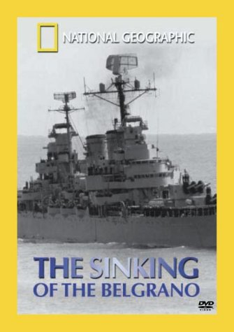 fan products of National Geographic - the Sinking of the Belgrano