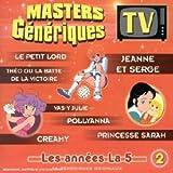 echange, troc Compilation, Valérie - Les Années La 5 Vol 2