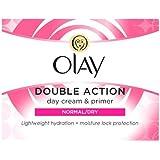 Olay Double Action Moisturiser Day Cream - Normal/Dry -, 50ml