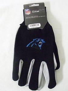 Buy McArthur Sports NFL Sport Utility Gloves (Carolina Panthers) NEW by McArthur