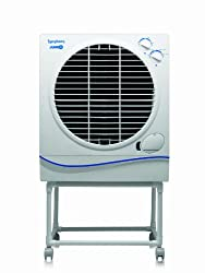 Symphony Jumbo 51-Litre Air Cooler (White)