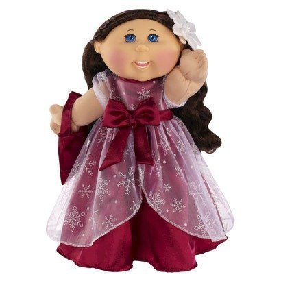 cabbage-patch-kids-30th-anniversary-holiday-kid-caucasian-girl-with-brunette-hair-and-burgundy-dress