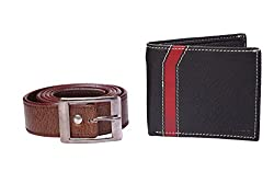 Spairow Wallet And Belt Combo- W13PDM.BRAZIL4