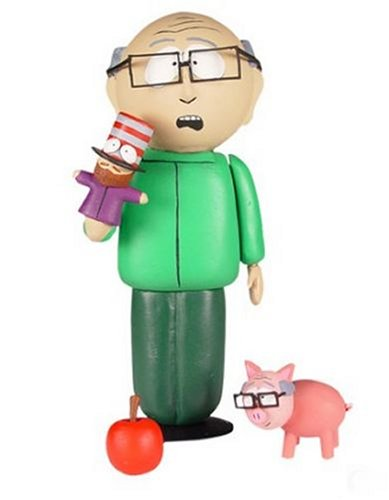 Buy Low Price Mezco South Park Series 2 Mr. Garrison Figure (B000E3LFPM)