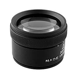 30 X 36mm Portable Optics Loupes Magnifier Magnifying Glass Lens Microscope For Jeweler Coins Stamps