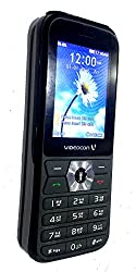 Videocon V2RA Dual Sim 4000 mAh Battery - Black Grey