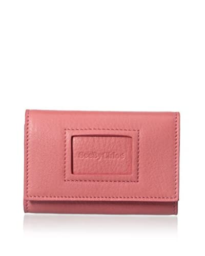 See by Chloé Women's Keychain Case, Georgia Peach