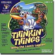 Thinkin' Things Toony the Loon's Lagoon