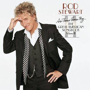 Rod Stewart - As Time Goes By ... - The Great American Songbook Volume II - Zortam Music
