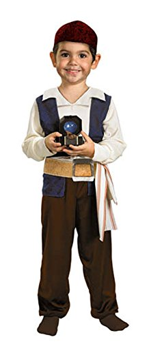 Baby Boys - Jack Sparrow Toddler Costume 2T Halloween Costume