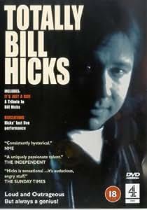 Bill Hicks: Totally Bill Hicks - It's Just A Ride/Revelations [DVD]