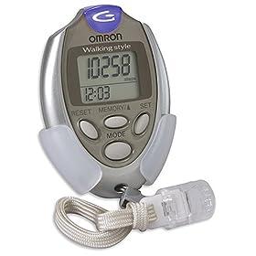 Omron HJ-112 Digital Premium Pedometer
