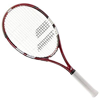 Babolat Evoke 105 Tennis Racquet - Strung, Grip 3