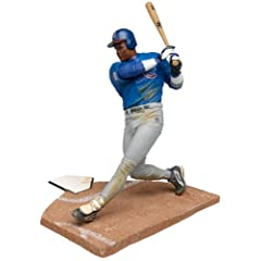 Buy McFarlane Toys MLB Sports Picks Series 1 Action Figure Sammy Sosa (Chicago Cubs) Blue... by McFarlane