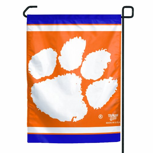 NCAA Clemson Tigers Garden Flag ncaa south carolina gamecocks flag with grommets