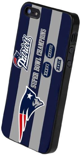 Great Price Forever Collectibles New England Patriots Commemorative Hard Snap-On Apple iPhone 5 & 5S Case