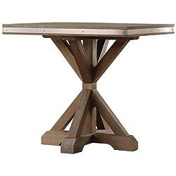 Homelegance Portland End Table (Brown)