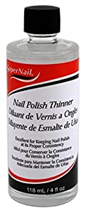 Super Nail Polish Thinner 4oz