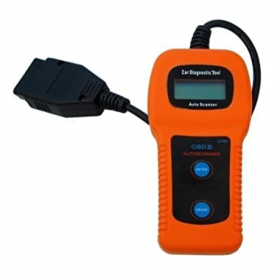 Donop Professional U480 CAN OBD2 OBD II Car Diagnostic Scanner Engine Code Reader Tool