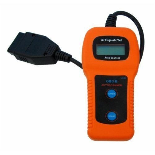 Professional U480 Can Obd2 Obd Ii Car Diagnostic Scanner Engine Code Reader Tool