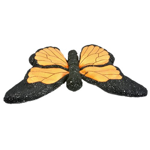 12-Inch Sparkle Monarch Butterfly front-293035