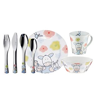 Auerhahn 22 6101 0138 Farmily Kinder-Set 7-teilig
