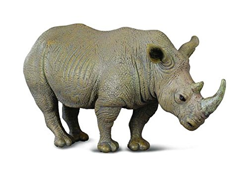 CollectA White Rhinoceros Figure