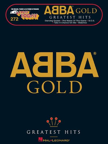 Abba Gold: Greatest Hits (E-Z Play Today)