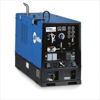 Big Blue Air Pak Engine Driven Welder / Generator, Diesel, 1- Phase, 20 - 750 Dc Type: Base Product