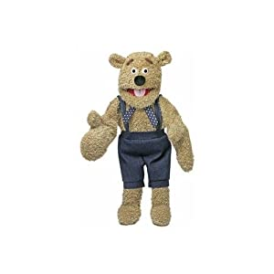 Silly Bear with Mitten Hands Animal Puppets Toys, 28 x 12 x 10 (in.) from Silly Puppets