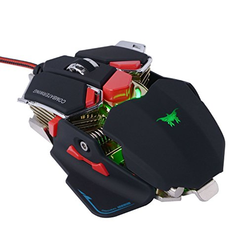 BlueFire-Combaterwing-4800-DPI-Optical-USB-Wired-Professional-Gaming-Mouse-Programmable-10-Buttons-RGB-Breathing-LED-Mice