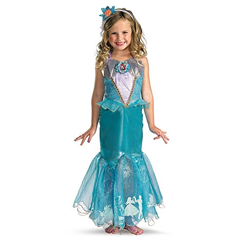 Storybook Ariel Prestige Costume