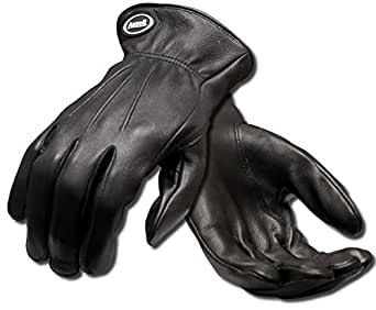 Ansell ProjeX 97-978 Leather Driver Glove, X-Large (Pack of 1 Pair)