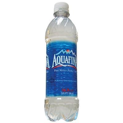 Geldversteck Geheimflasche Aquafina Geld Versteck Getränkeflasche - Flaschentresor Flaschen safe