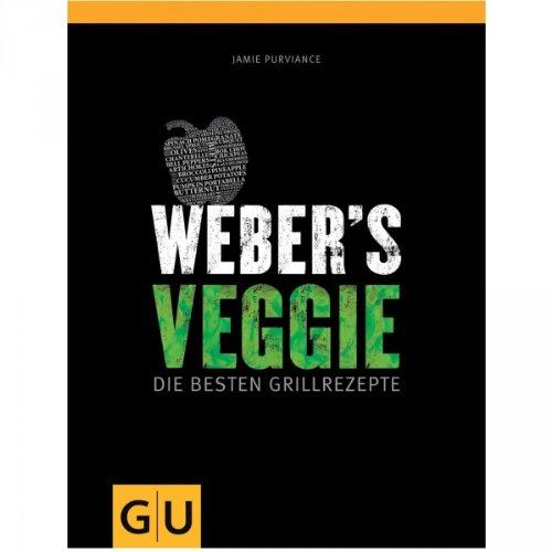 Weber 26221 Webers Veggie - Die besten vegetarischen Grillrezepte