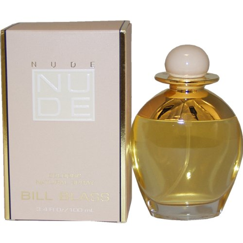 Bill Blass Nude Eau De Cologne 100ml Spray