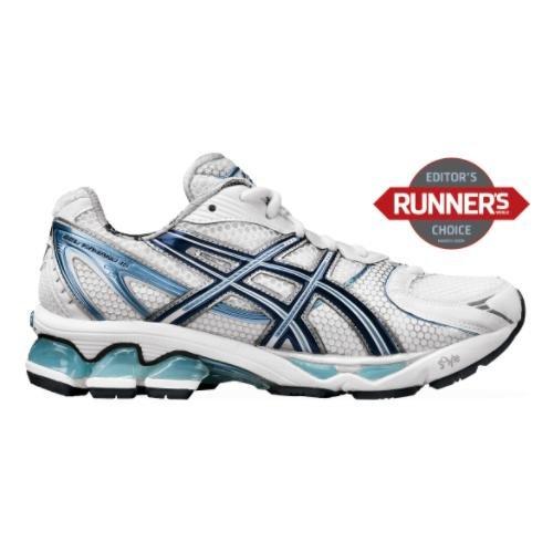 Where to buy ASICS Women's GEL-Kayano 15 Running Shoe,White/Navy/Ice ...