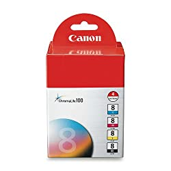 Canon CLI-8 4-Color Ink Tanks