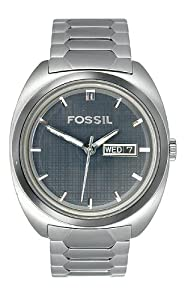Fossil Men's FS4052 Grey Dial Watch